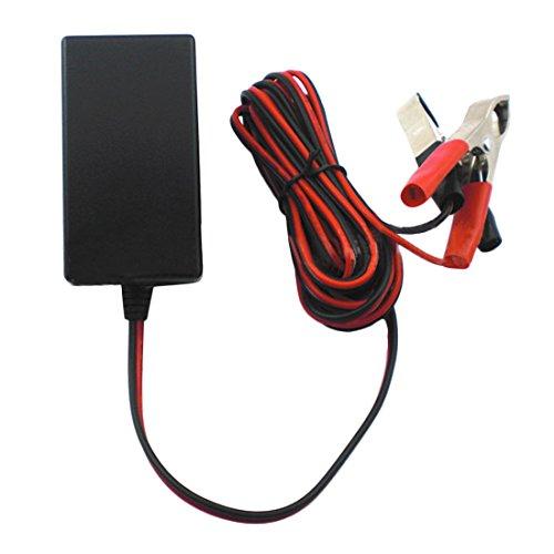 Battery Charger PeleusTech 12V 14.4V 1A Portable Lead Acid Battery Smart Char...